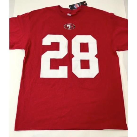 3cb456429 NEW Carlos Hyde NFL San Francisco 49ERS jersey